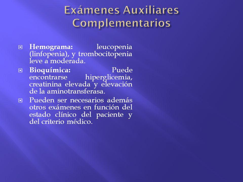 Exámenes Auxiliares Complementarios