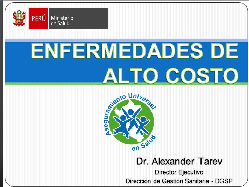 ENFERMEDADES DE ALTO COSTO