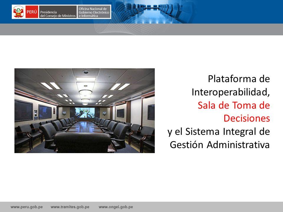 Plataforma de Interoperabilidad,