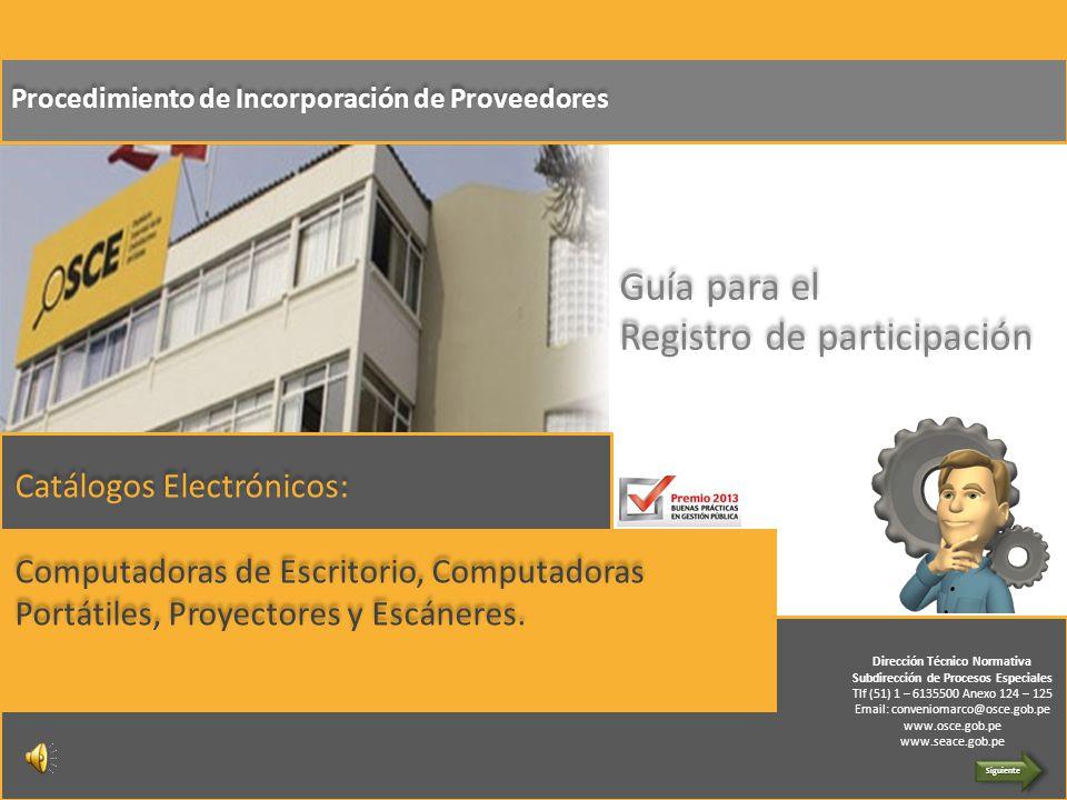 Dirección Técnico Normativa Subdirección de Procesos Especiales