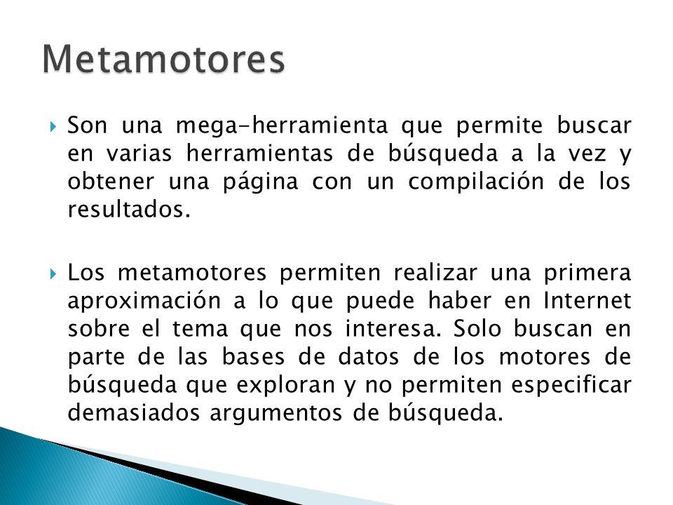 Metamotores