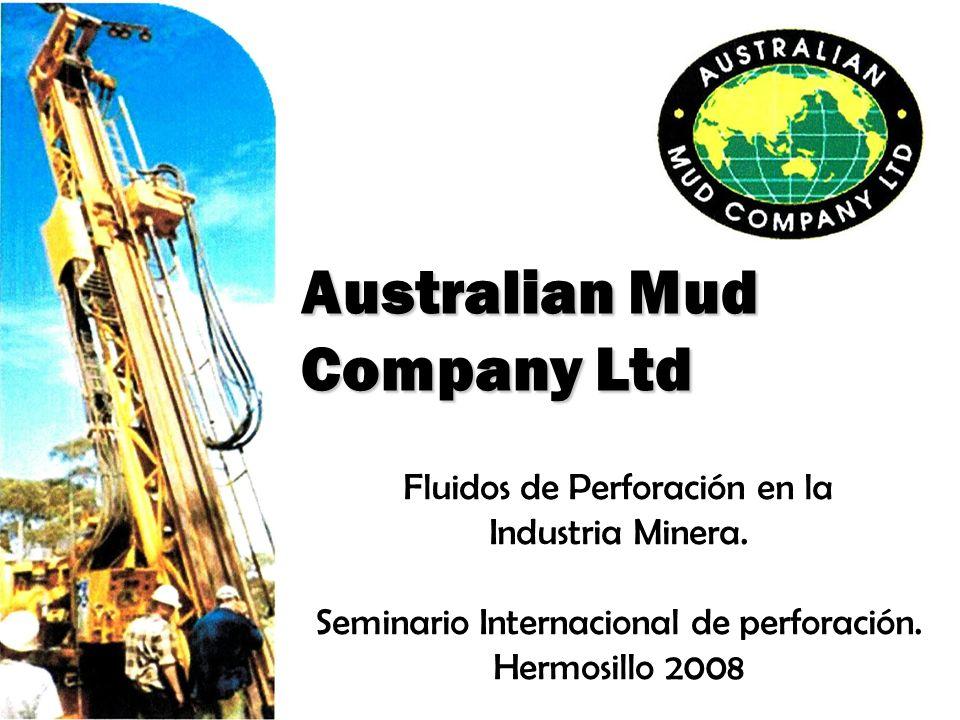 Australian Mud Company Ltd Fluidos de Perforación en la