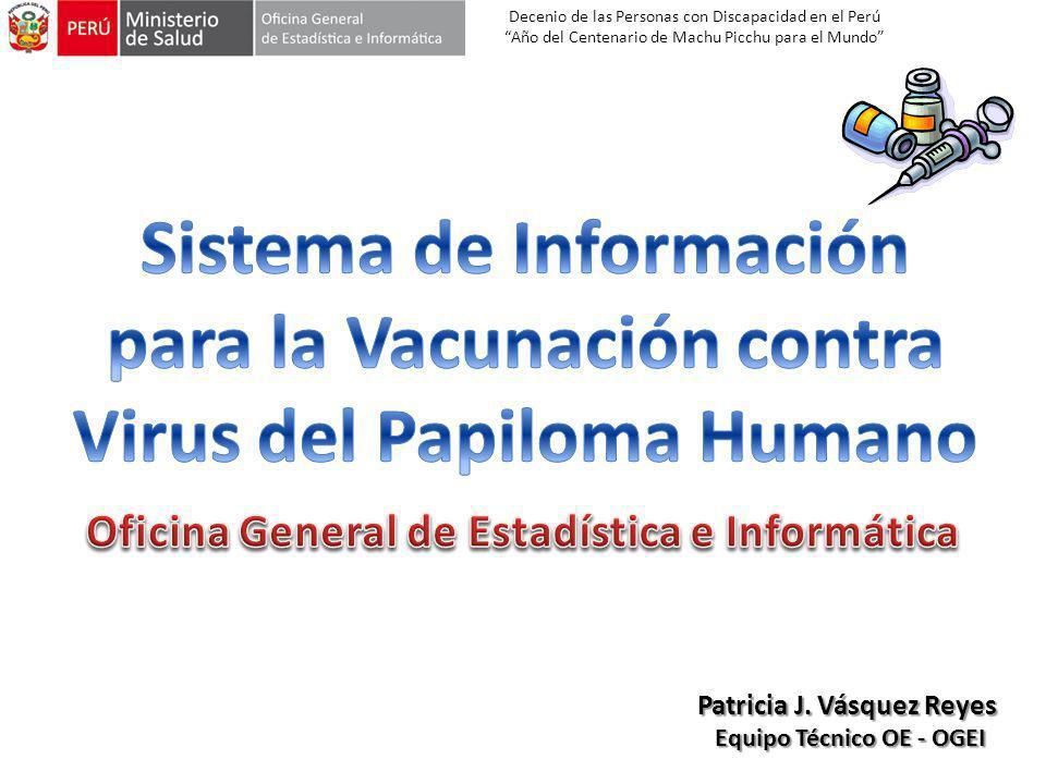 Sistema de Información para la Vacunación contra