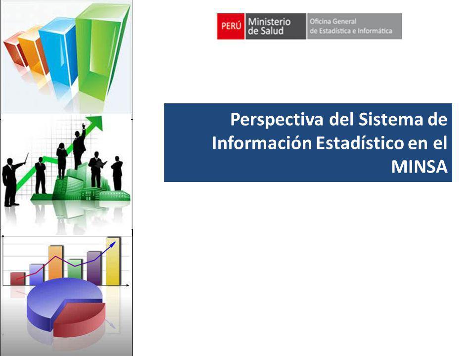 Perspectiva del Sistema de Información Estadístico en el MINSA