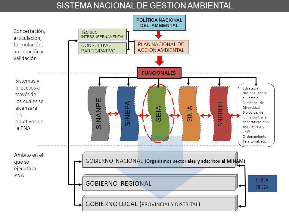 POLÍTICA NACIONAL DEL AMBIENTAL