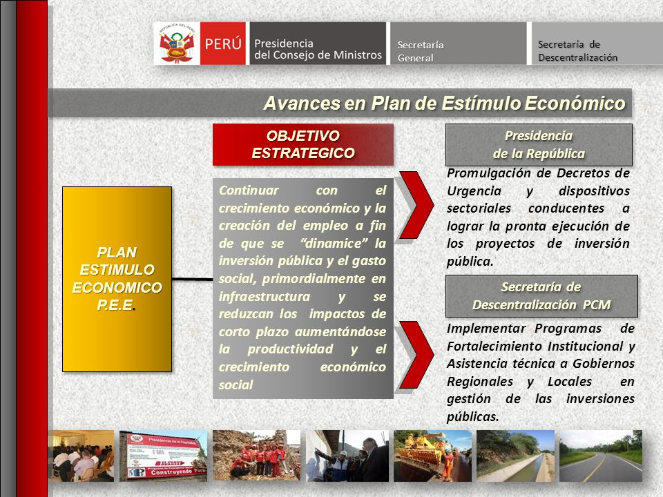 Secretaría de Descentralización PCM