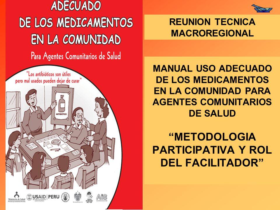 REUNION TECNICA MACROREGIONAL