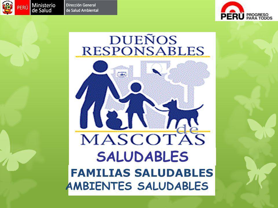 SALUDABLES FAMILIAS SALUDABLES AMBIENTES SALUDABLES