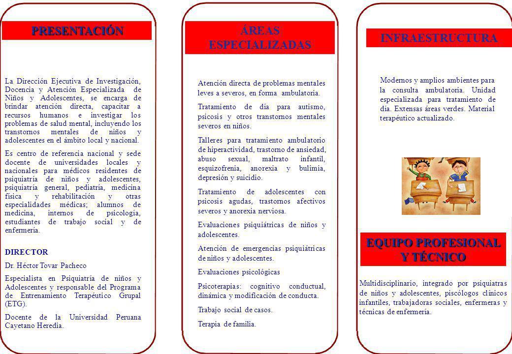 EQUIPO PROFESIONAL Y TÉCNICO