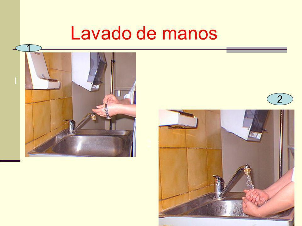 Lavado de manos 1 1 2 2