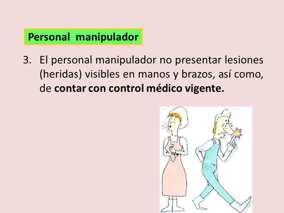 Personal manipulador