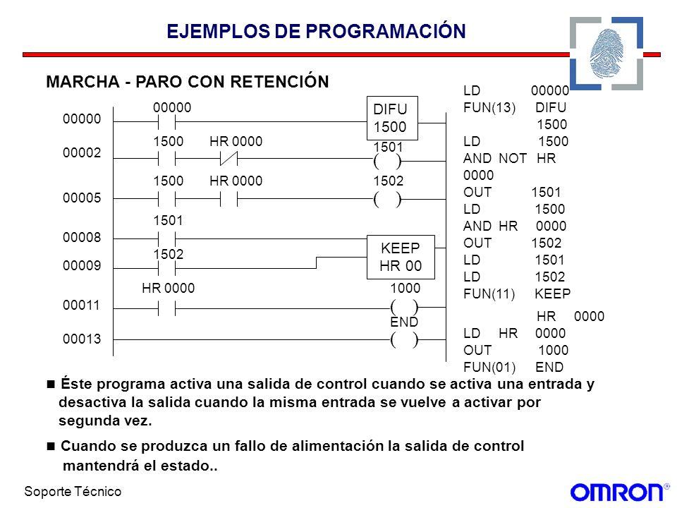 EJEMPLOS DE PROGRAMACIÓN