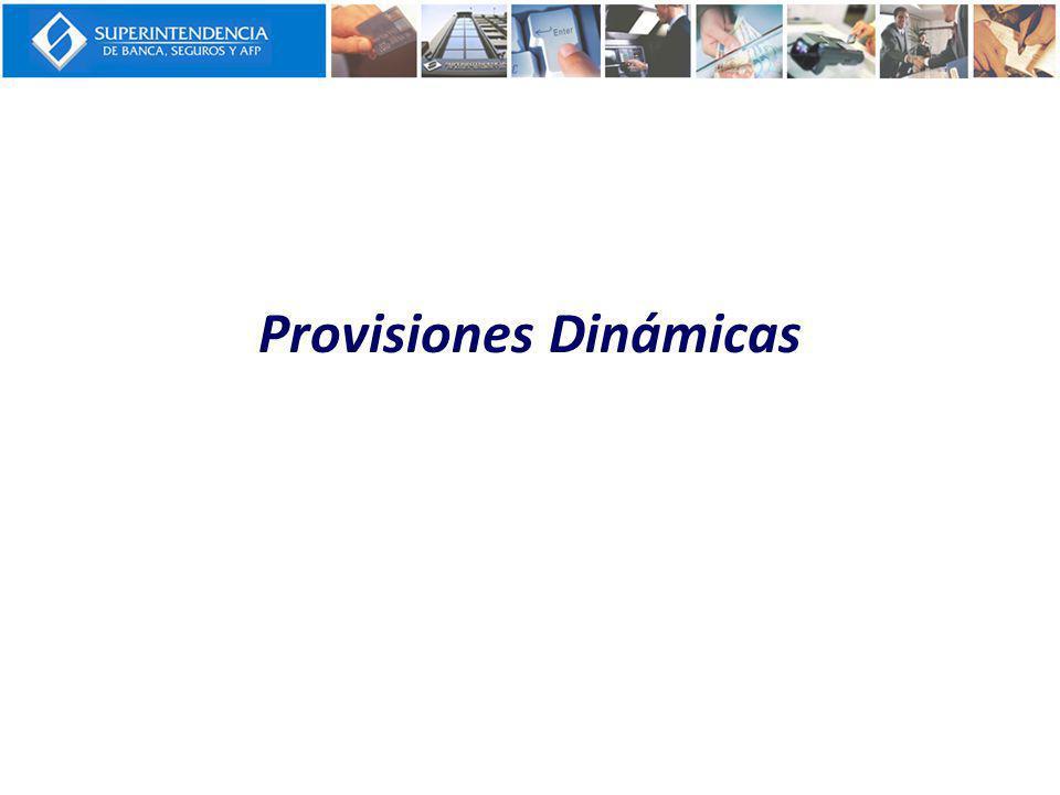 Provisiones Dinámicas
