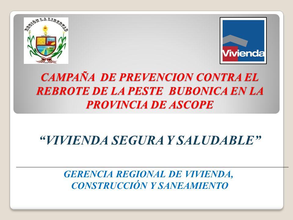 GERENCIA REGIONAL DE VIVIENDA, CONSTRUCCIÓN Y SANEAMIENTO