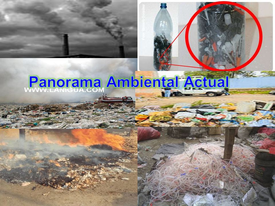 Panorama Ambiental Actual
