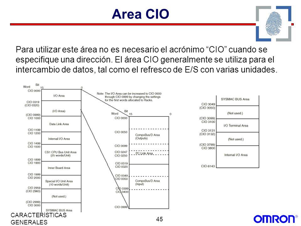 Area CIO