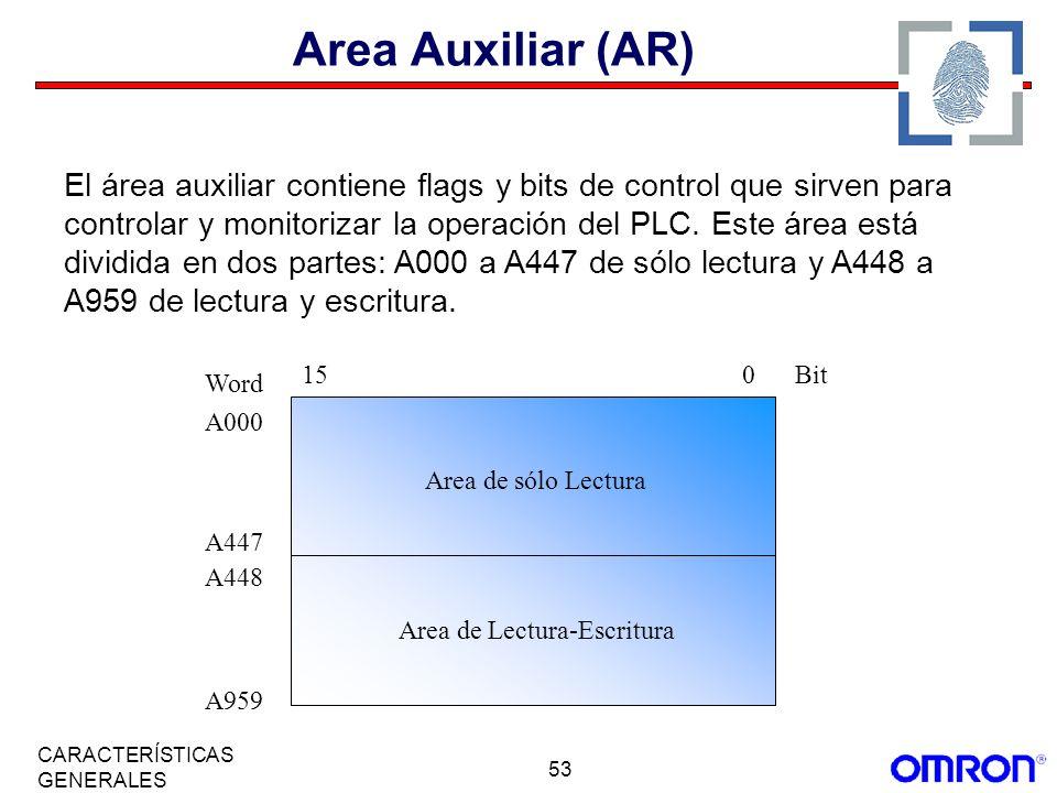 Area Auxiliar (AR)