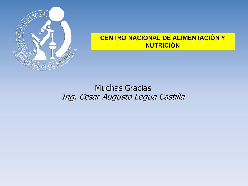 CENTRO NACIONAL DE ALIMENTACIÓN Y NUTRICIÓN