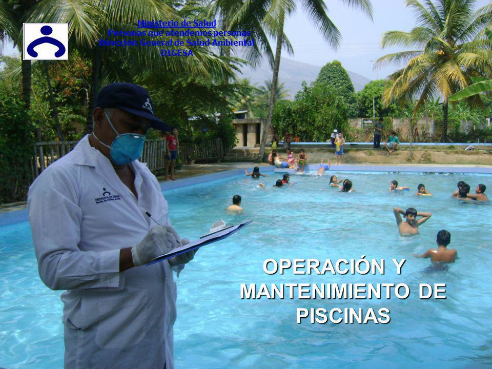 Operaci n y mantenimiento de piscinas ppt video online for Bajar cloro piscina