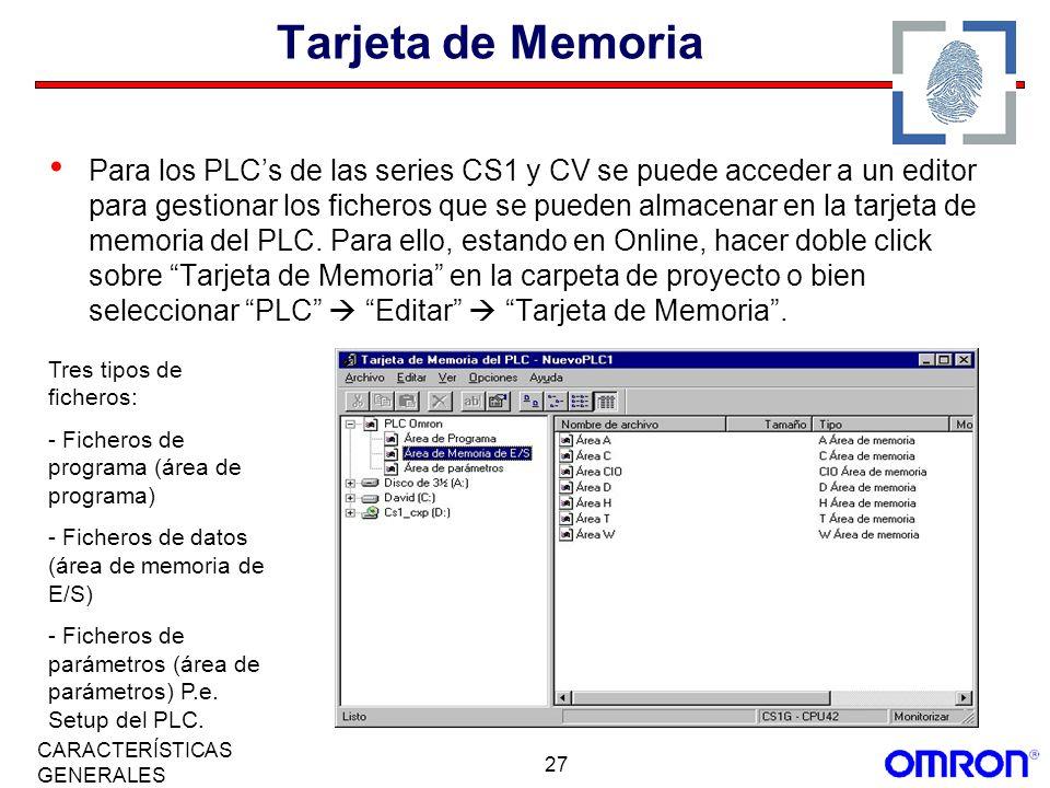 Tarjeta de Memoria