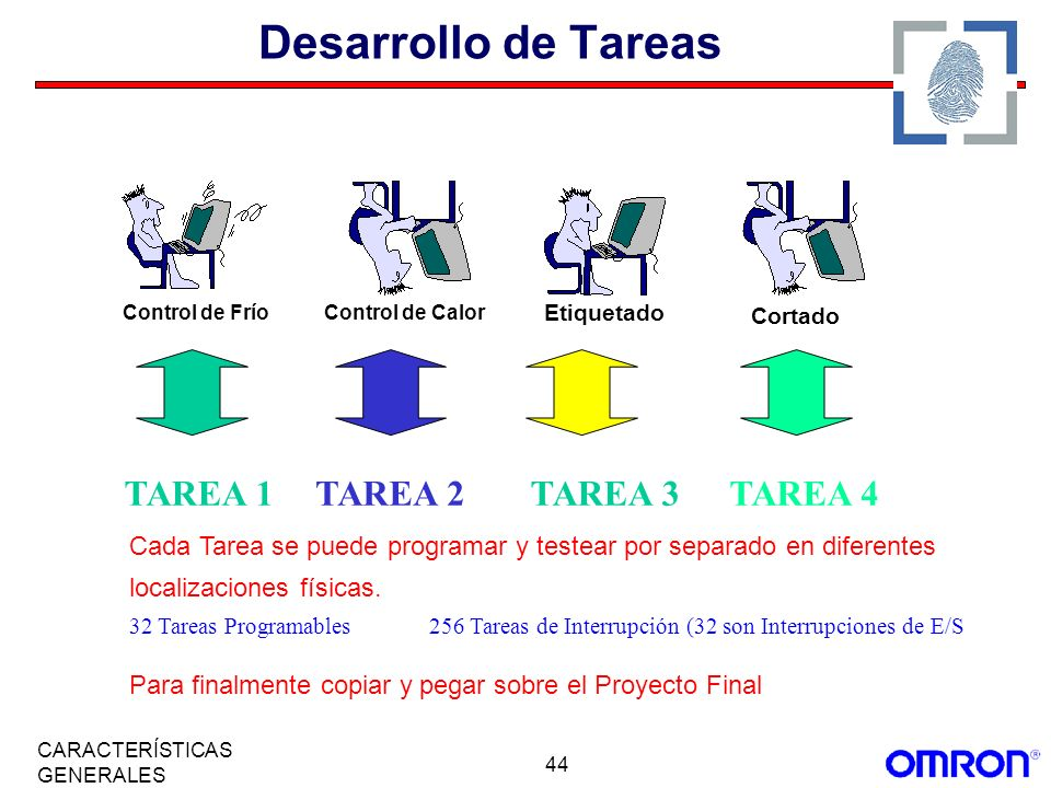 Desarrollo de Tareas TAREA 1 TAREA 2 TAREA 3 TAREA 4