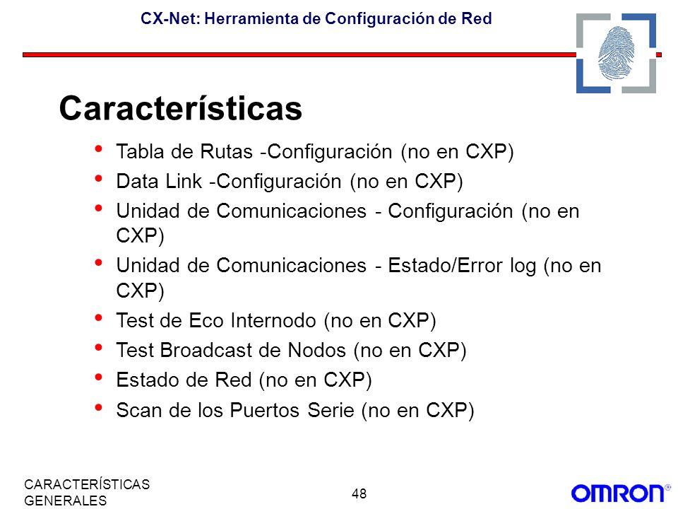 CX-Net: Herramienta de Configuración de Red