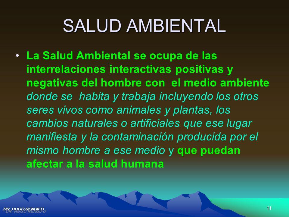 SALUD AMBIENTAL