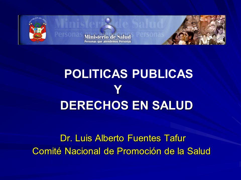 Dr. Luis Alberto Fuentes Tafur