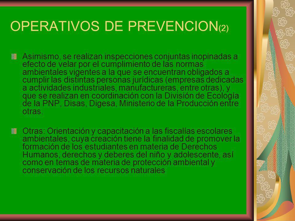 OPERATIVOS DE PREVENCION(2)
