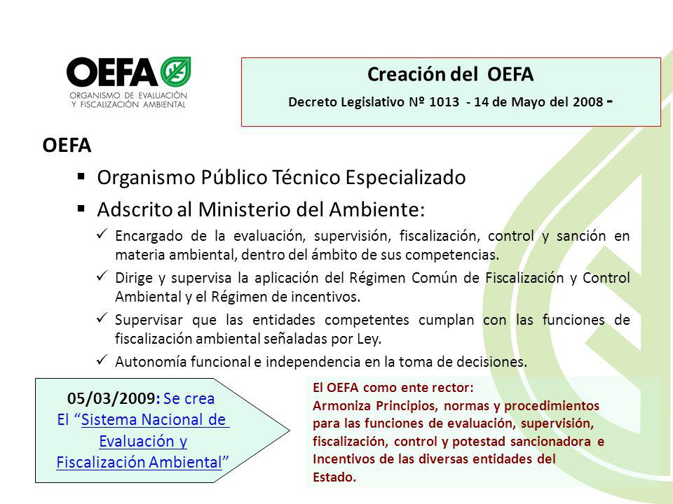 Organismo Público Técnico Especializado