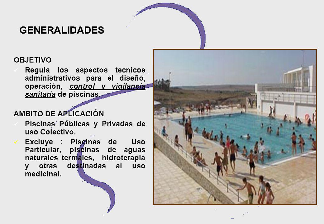 reglamento sanitario de piscinas ppt video online descargar