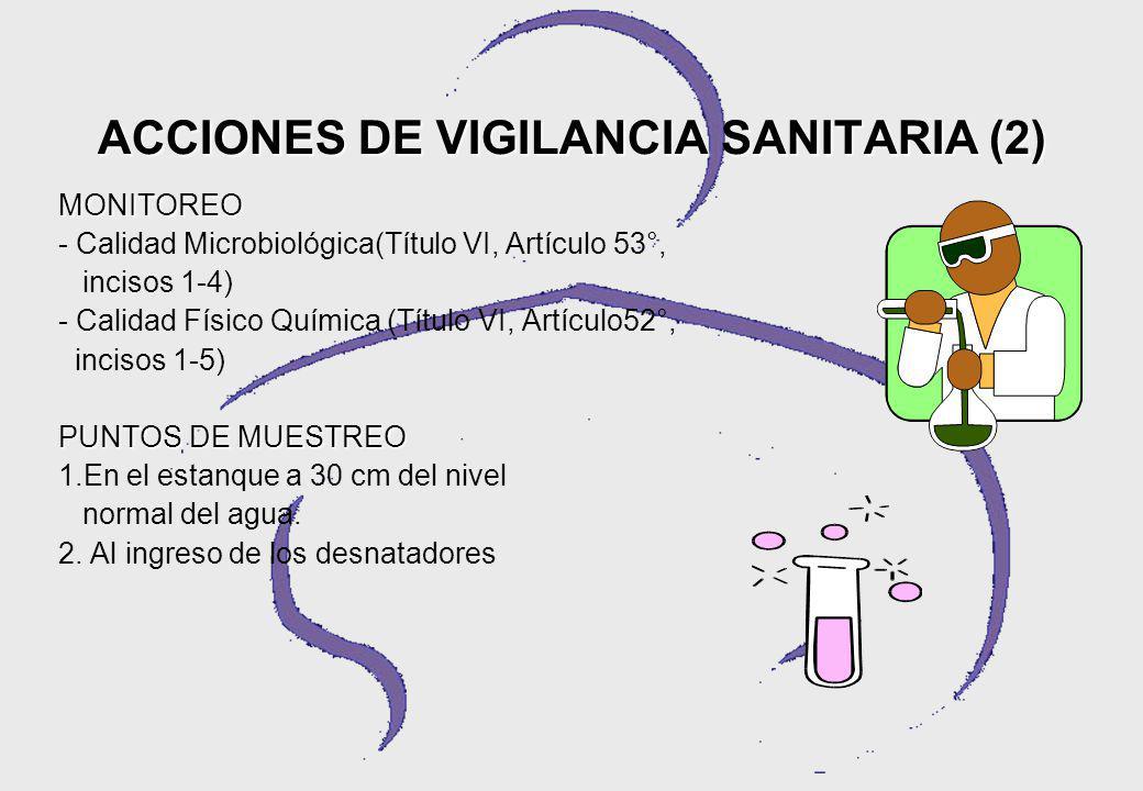 ACCIONES DE VIGILANCIA SANITARIA (2)