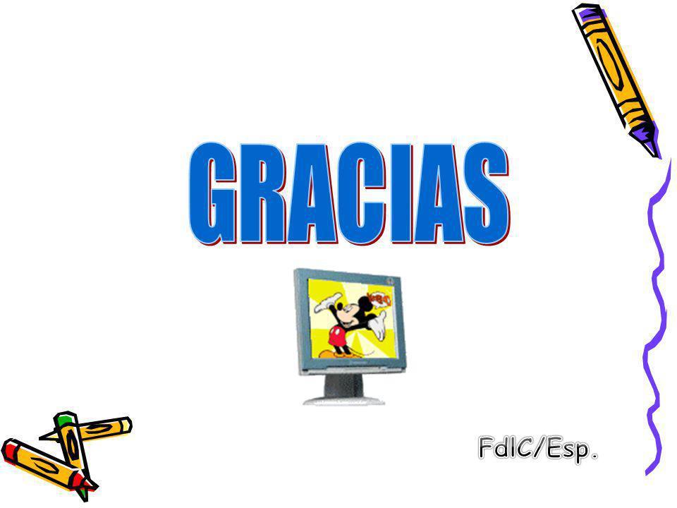 GRACIAS FdlC/Esp.