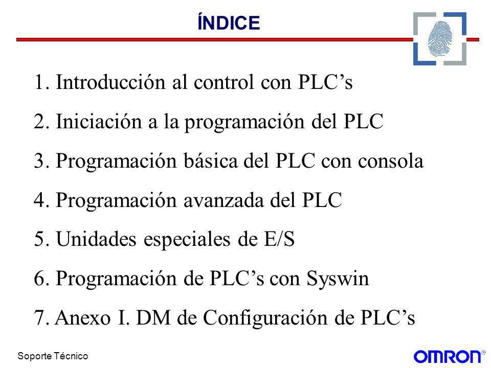 1. Introducción al control con PLC's
