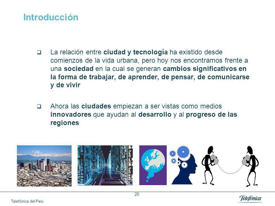 + TIC = ¿Qué entendemos por Ciudad Digital