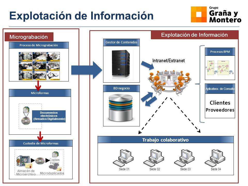Explotación de Información