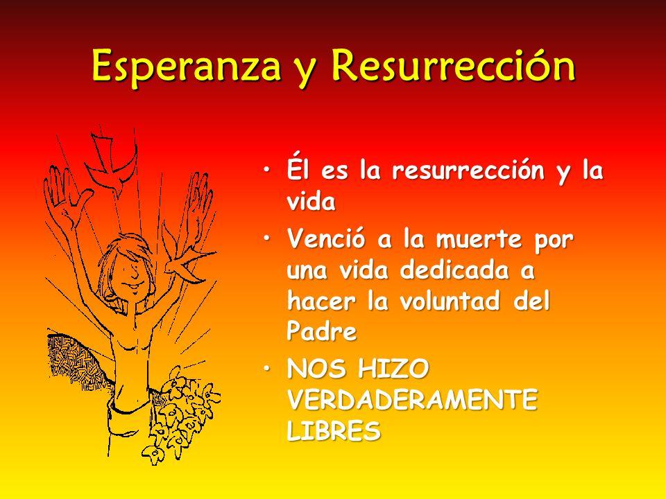 Esperanza y Resurrección