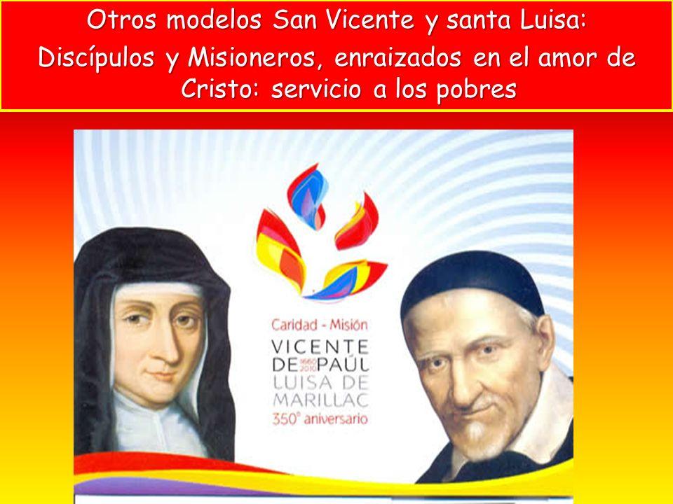 Otros modelos San Vicente y santa Luisa:
