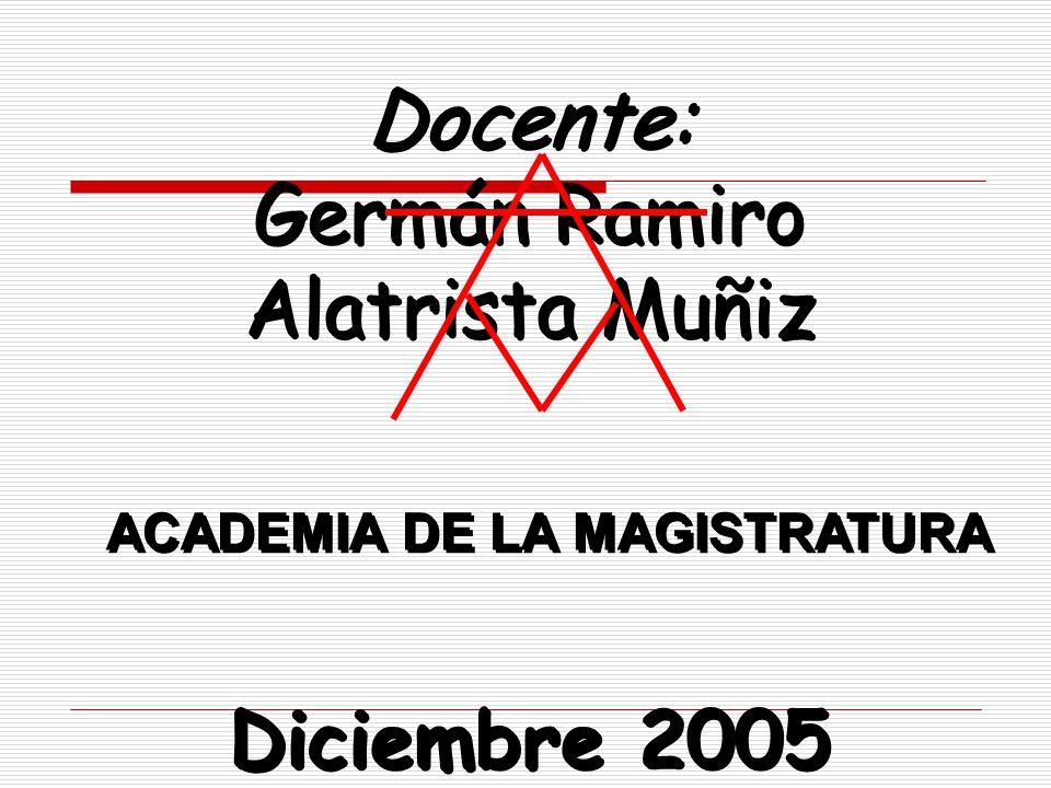 Germán Ramiro Alatrista Muñiz