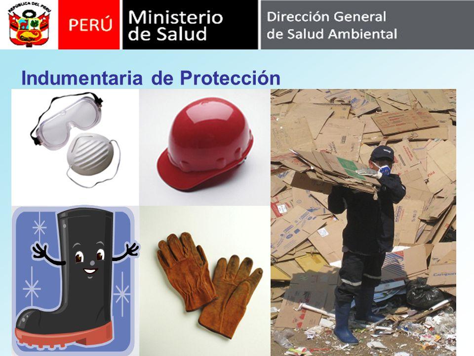 Indumentaria de Protección