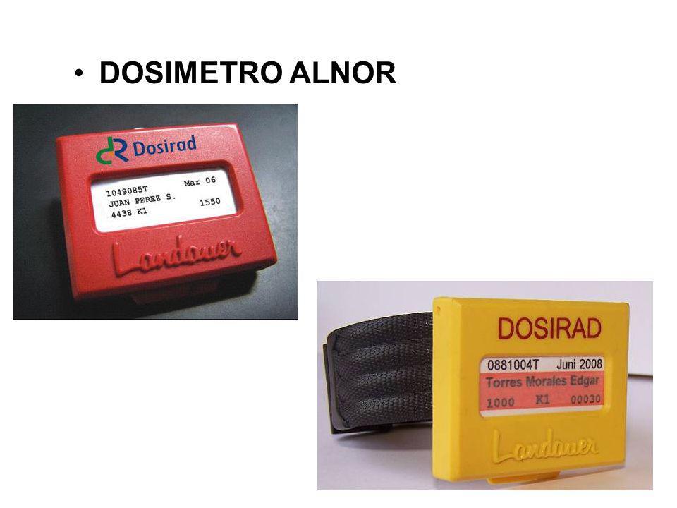 DOSIMETRO ALNOR