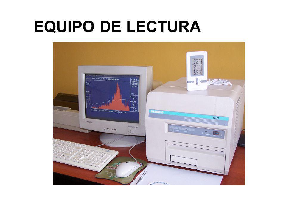 EQUIPO DE LECTURA