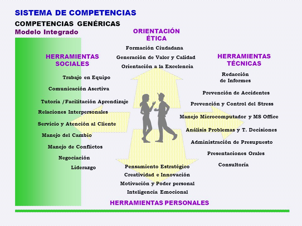 SISTEMA DE COMPETENCIAS