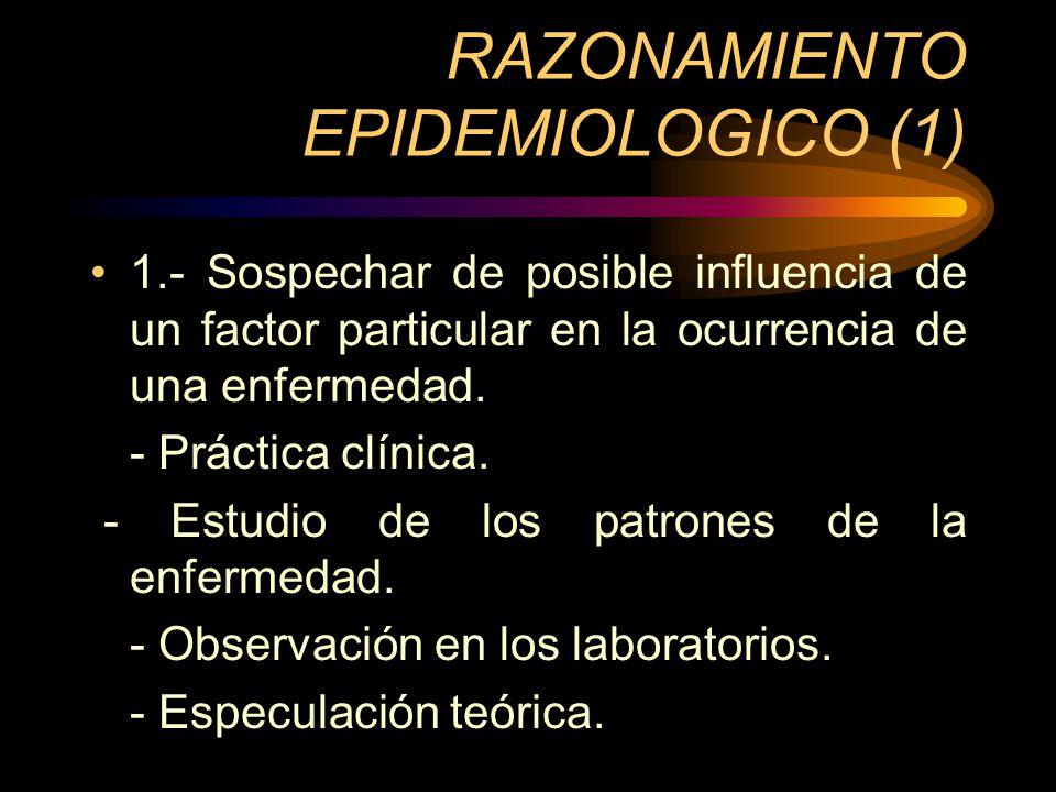 RAZONAMIENTO EPIDEMIOLOGICO (1)
