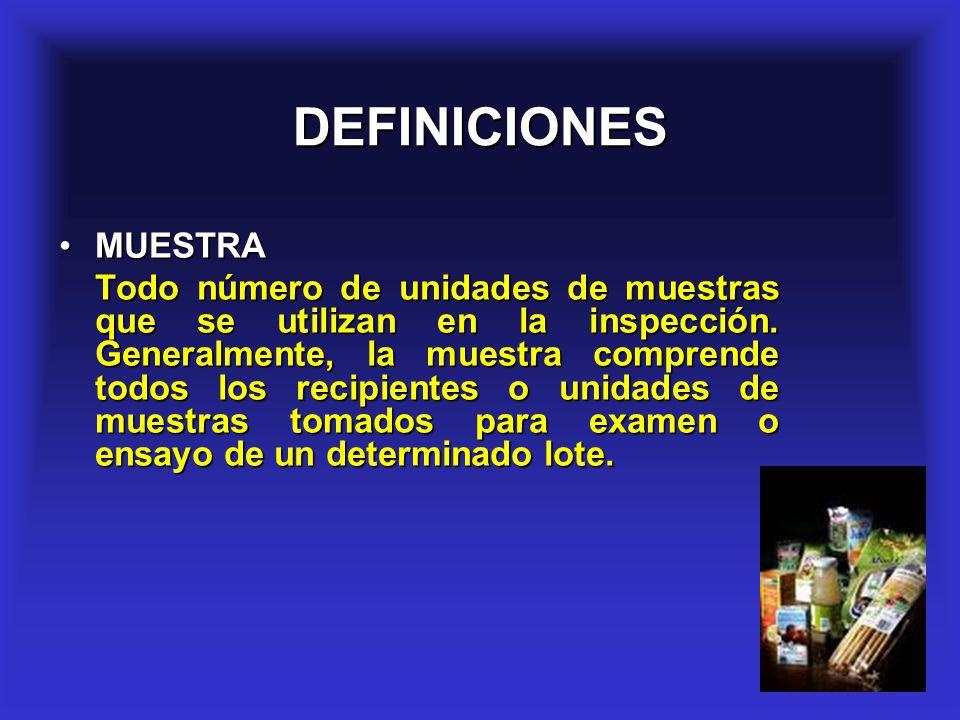DEFINICIONES MUESTRA.