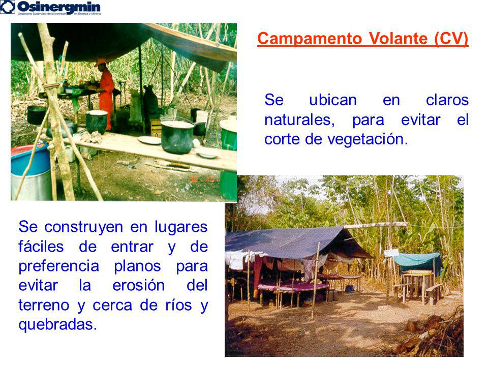 Campamento Volante (CV)