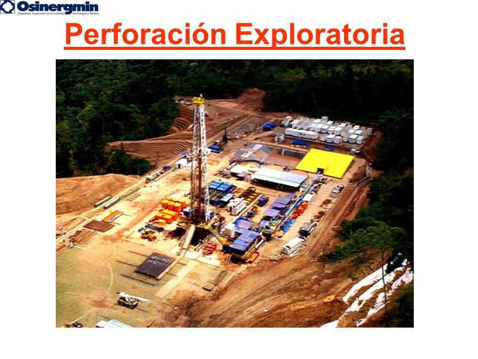 Perforación Exploratoria