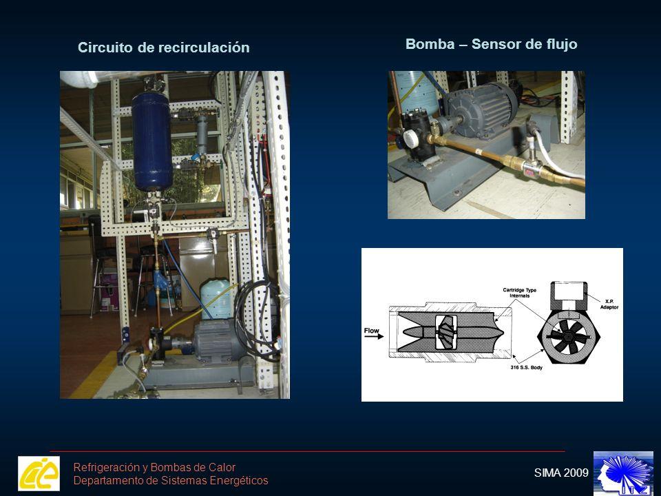 Circuito de recirculación
