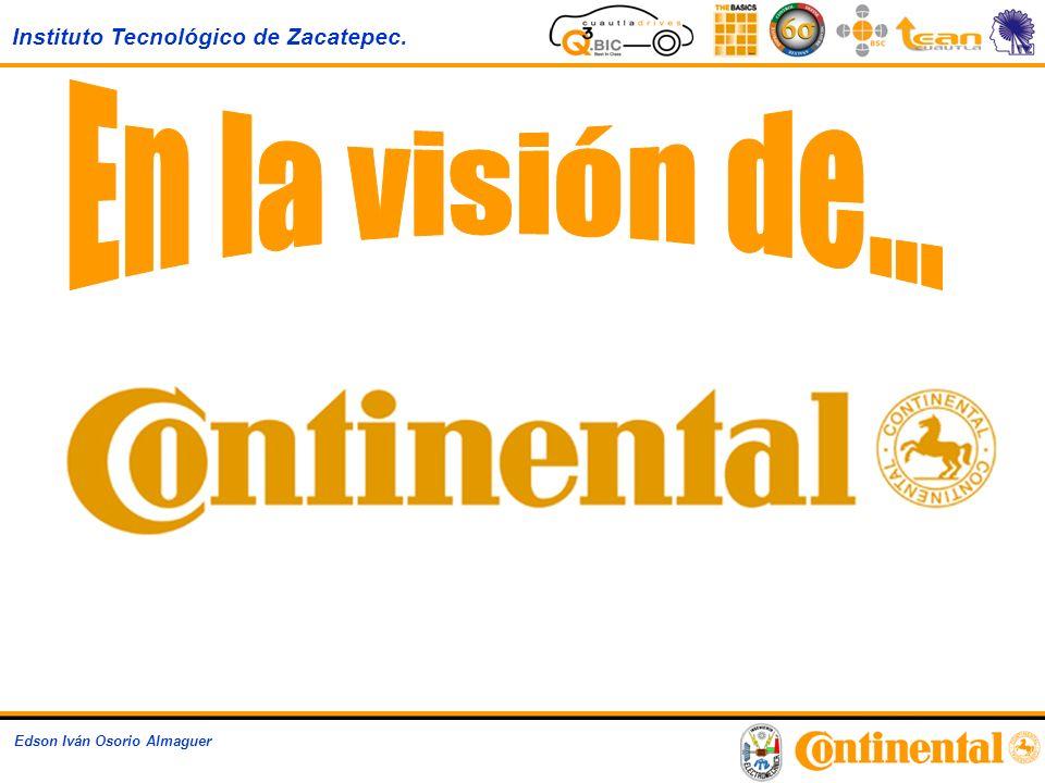 En la visión de... Edson Iván Osorio Almaguer