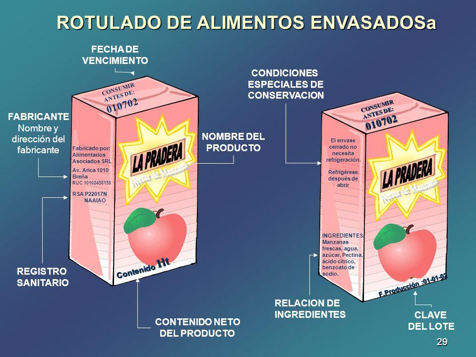 LA PRADERA LA PRADERA Nectar de Manzana Nectar de Manzana